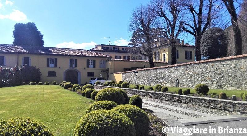 Cosa fare a Capiago Intimiano, Villa Soave