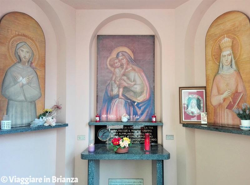 Cosa fare a Casatenovo, la Cappella della Madonna del Bambino