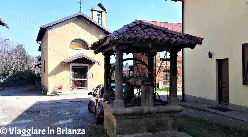 Cosa fare a Casatenovo, la Chiesa della Beata Vergine del Rosario di Cascina Porrinetti