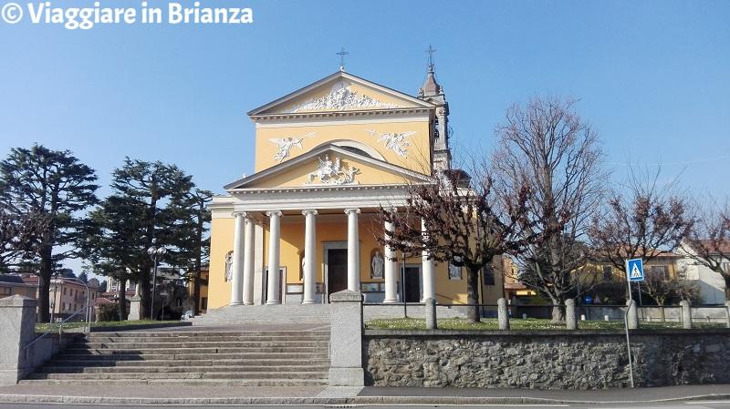 Cosa fare a Casatenovo, la Chiesa di San Giorgio