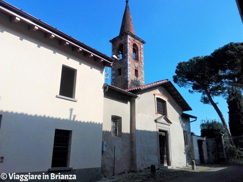 Cosa fare a Casatenovo, la Chiesa di Santa Giustina