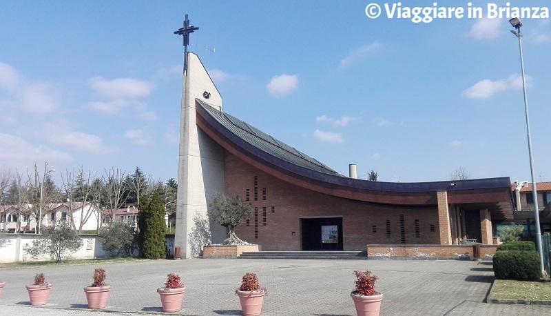 Cosa fare a Casatenovo, il Santuario di Czestochowa