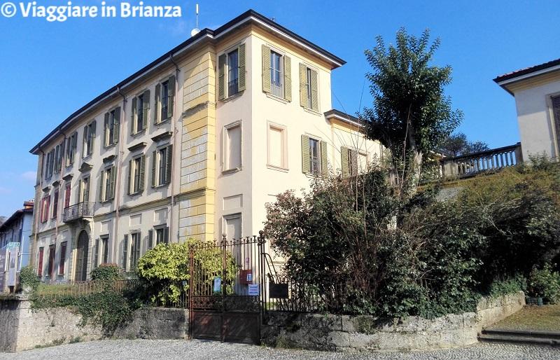 Cosa fare a Casatenovo, Villa Facchi