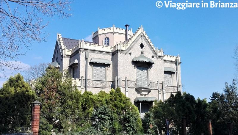 Cosa fare a Casatenovo, Villa Garavaglia