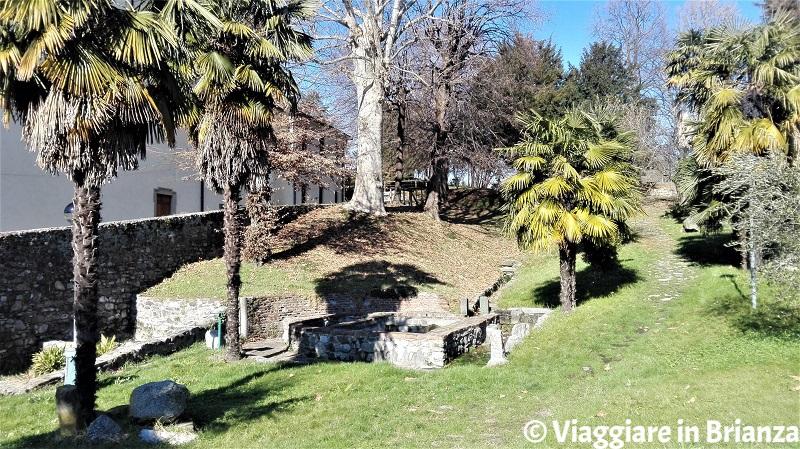 Cosa fare a Cassago Brianza, la fontana di Sant'Agostino