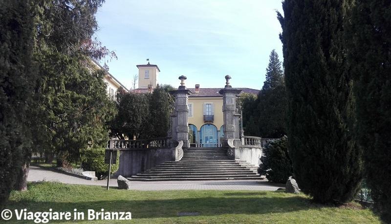 Cosa fare a Cassago Brianza, Villa Romagnoli