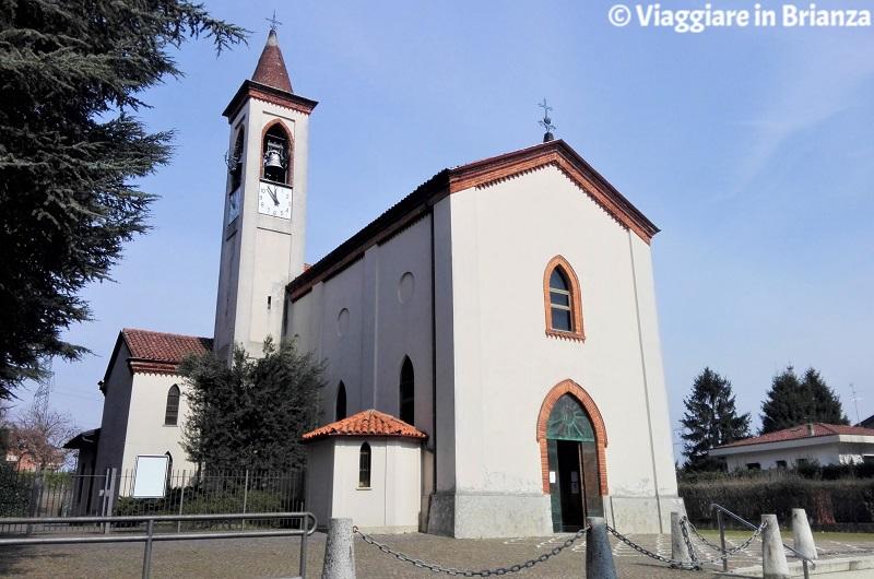 Cosa fare a Correzzana, la Chiesa di San Desiderio