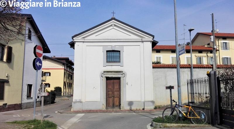 Cosa fare a Correzzana, la chiesetta di Guzzafame
