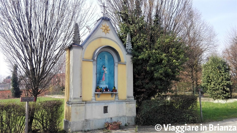 Cosa fare a Correzzana, la Madonnina del Casott