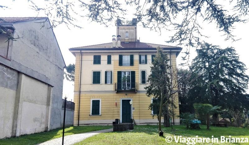 Cosa fare a Correzzana, Villa Codazzi