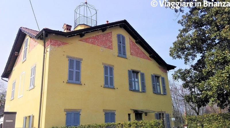 Cosa fare a Correzzana, Villa Enrichetta