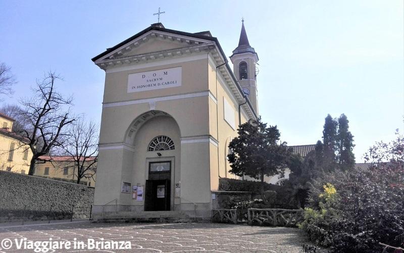 Cosa fare a Lesmo, la Chiesa di San Carlo