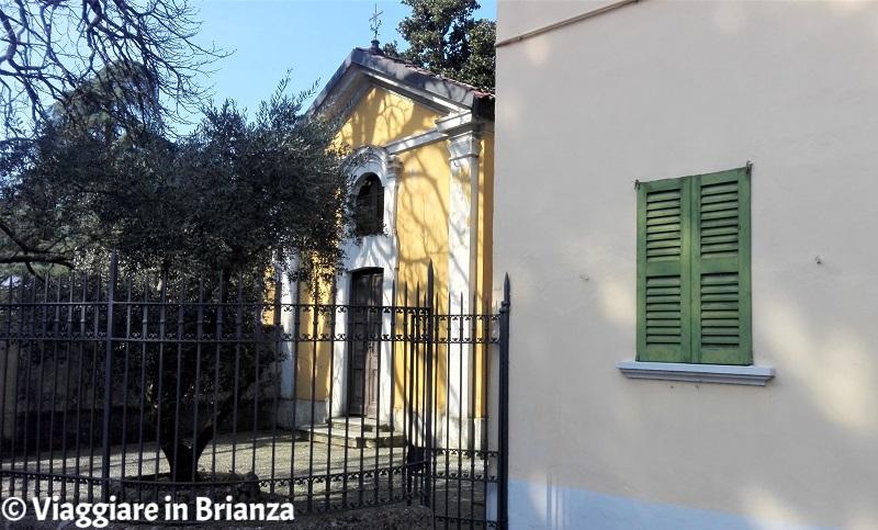 Cosa fare a Lesmo, la Chiesa di Sant'Antonio Abate