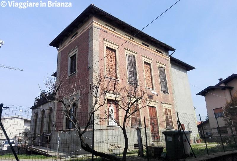 Cosa fare a Lesmo, Villa Frattini Tremolada