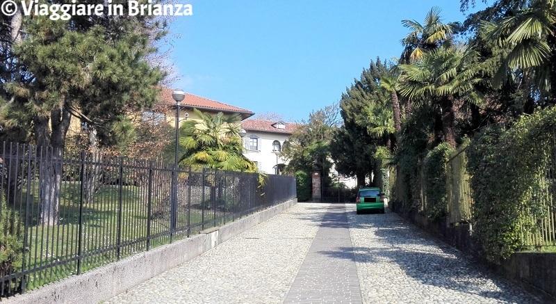 Cosa fare a Lesmo, Villa Ratti Fenaroli