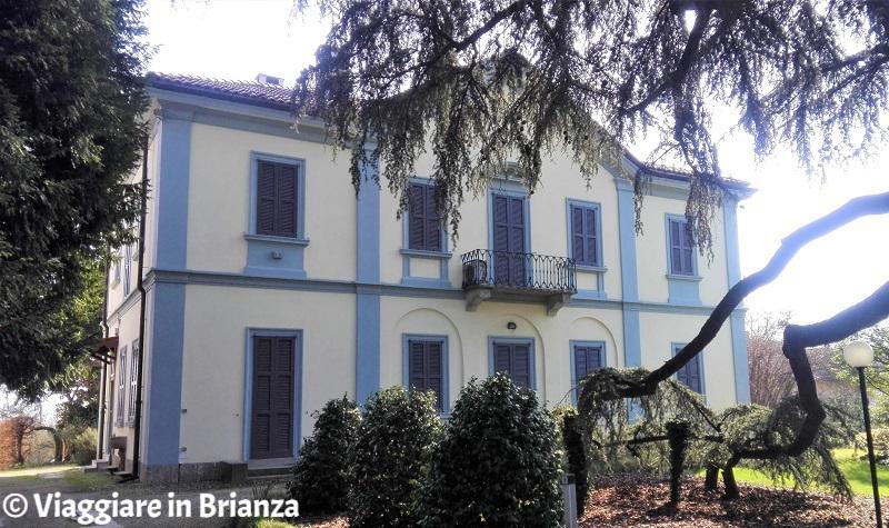 Cosa fare a Lesmo, Villa Sala Cega