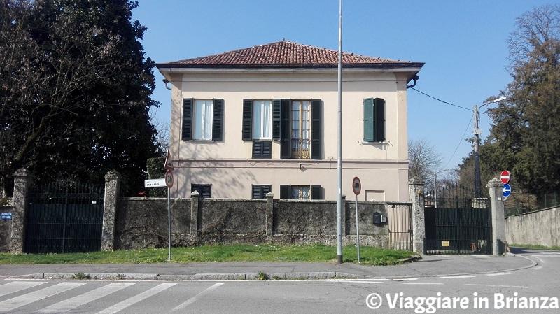 Cosa fare a Lesmo, Villa Simonetta Rapazzini