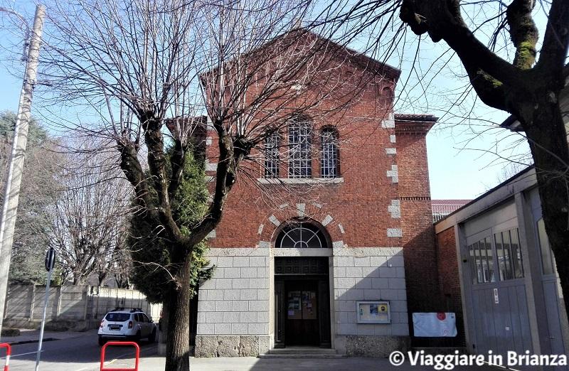 Cosa fare a Lissone, la Chiesa della Madonna dell'Addolorata