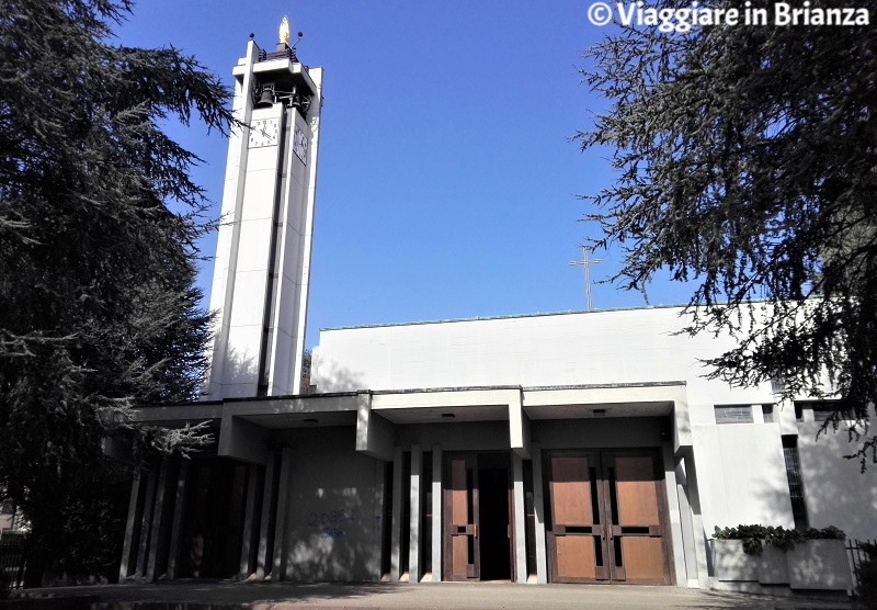 Cosa fare a Lissone, la Chiesa della Madonna di Lourdes