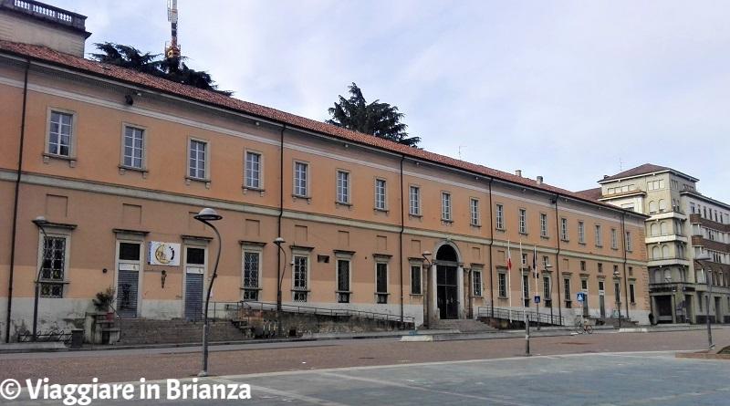 Cosa fare a Monza, il Palazzo degli Studi