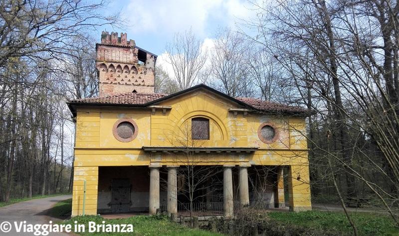 Cosa fare al Parco di Monza, il Mulino del Cantone