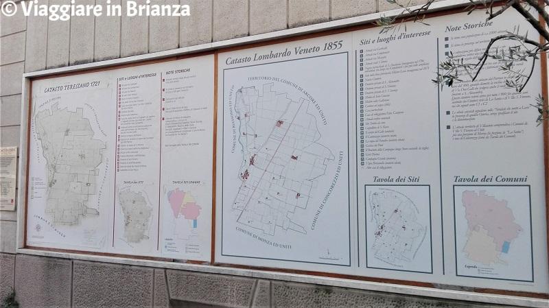Cosa fare a Villasanta, il Catasto Teresiano