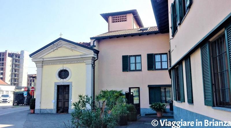 Cosa fare a Villasanta, la Chiesa di Sant'Alessandro
