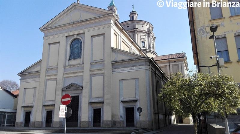 Cosa fare a Villasanta, la Chiesa di Sant'Anastasia