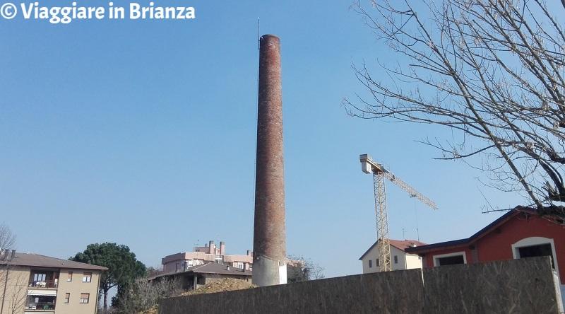Cosa fare a Villasanta, la ciminiera della Fabbrica Tronconi