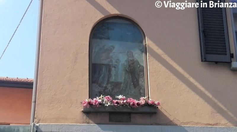 Cosa vedere a Lissone, il dipinto dell'Annunciazione