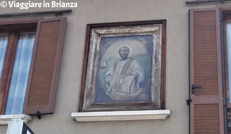 Cosa vedere a Lissone, il dipinto di Sant'Antonio Maria Zaccaria