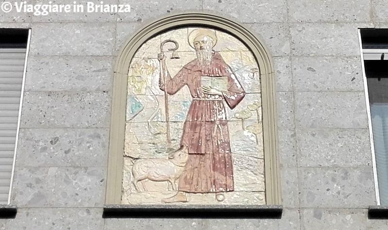 Cosa vedere a Lissone, Sant'Antonio Abate