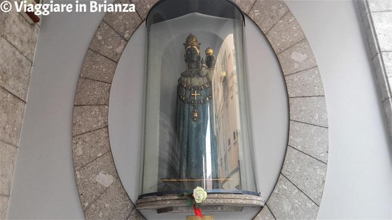 Cosa vedere a Lissone, la statua della Madonna di Loreto
