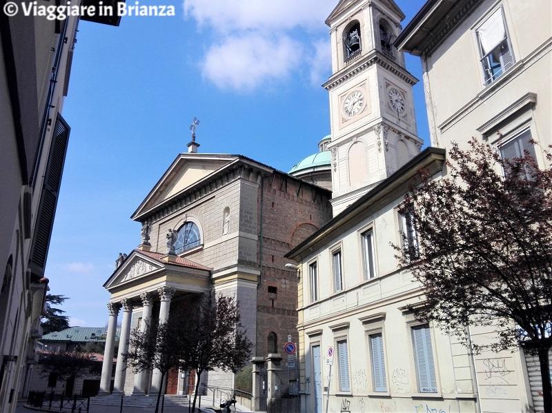 Cosa vedere a Monza, la Chiesa di San Gerardo al Corpo