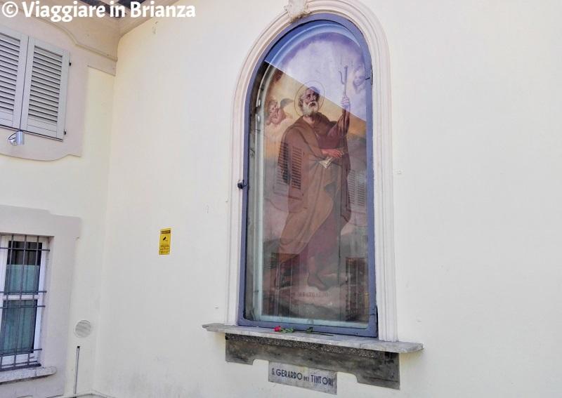 Cosa vedere a Monza, l'edicola di San Gerardo dei Tintori
