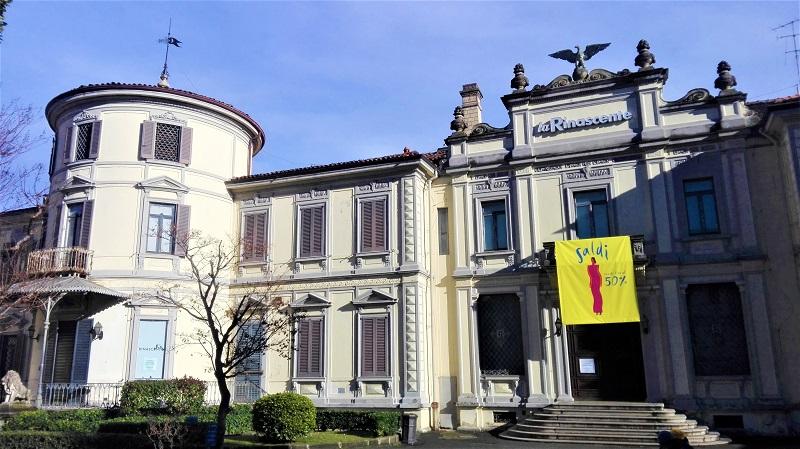 Cosa vedere a Monza, Palazzo Frette