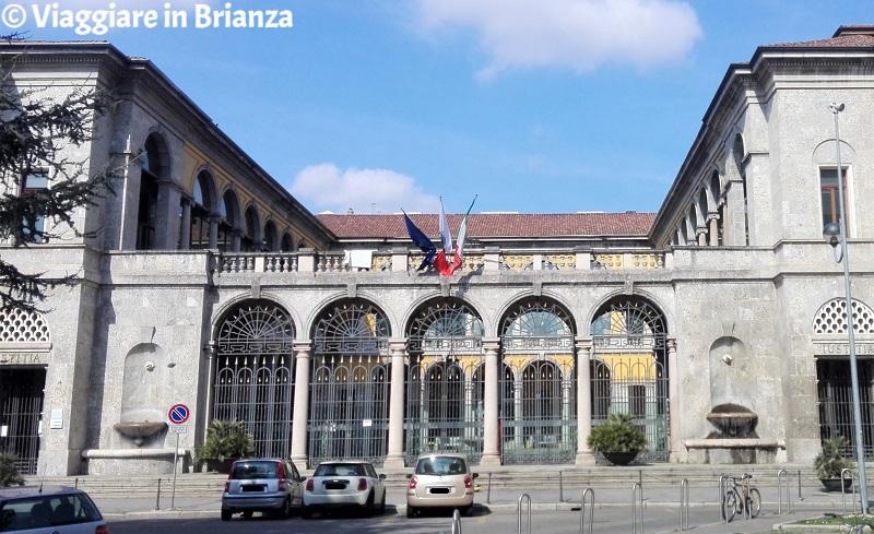 Cosa vedere a Monza, il Palazzo di Giustizia