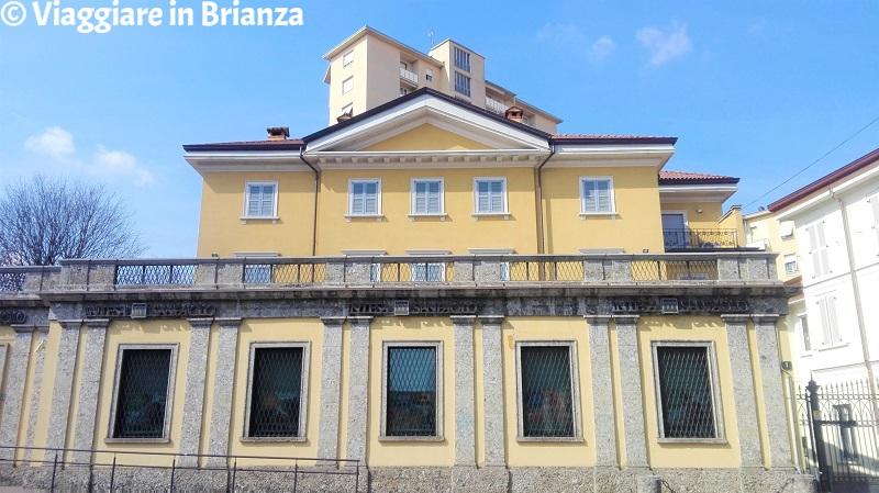Cosa vedere a Monza, Villa Pennati