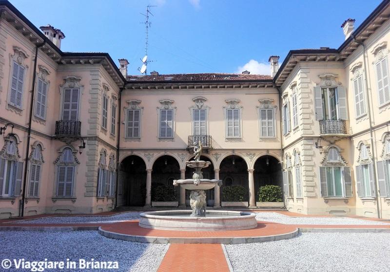 Cosa vedere a Monza, Villa Prata