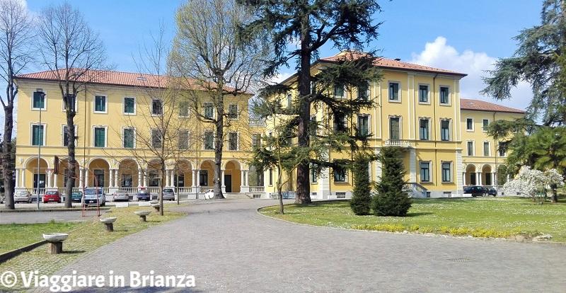 Cosa vedere a Monza, Villa Staurenghi