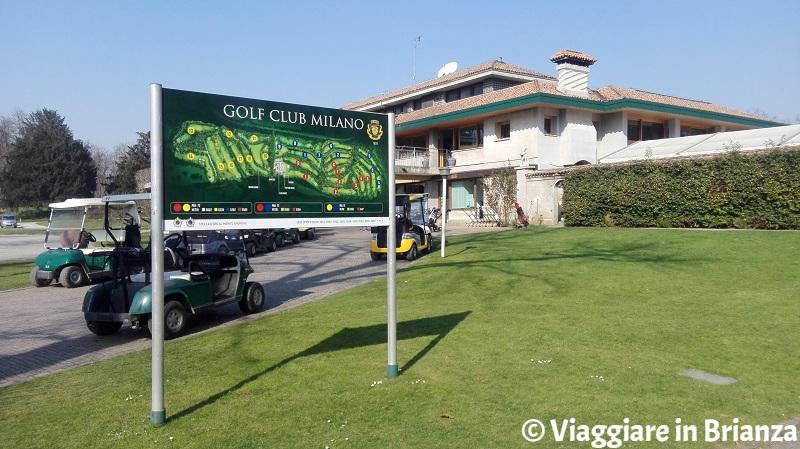 Cosa vedere al Parco di Monza, il Golf Club Milano