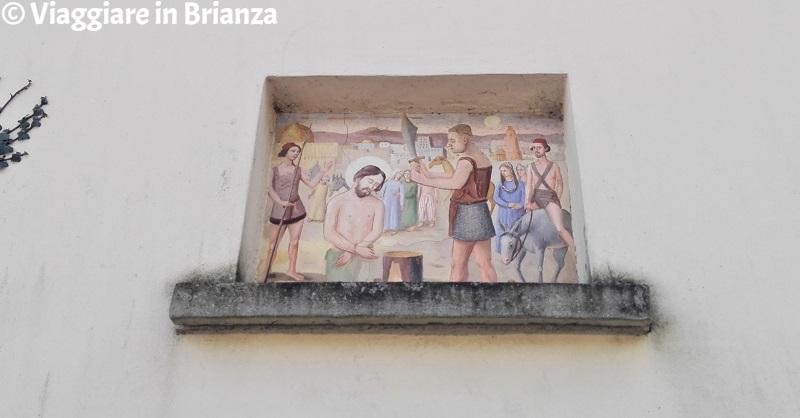 La decapitazione di San Giacomo a Casatenovo