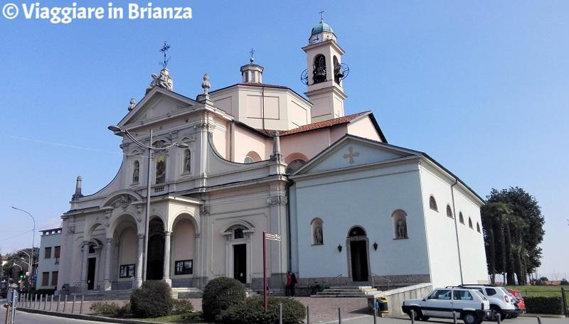 Lesmo, la Chiesa di Santa Maria Assunta