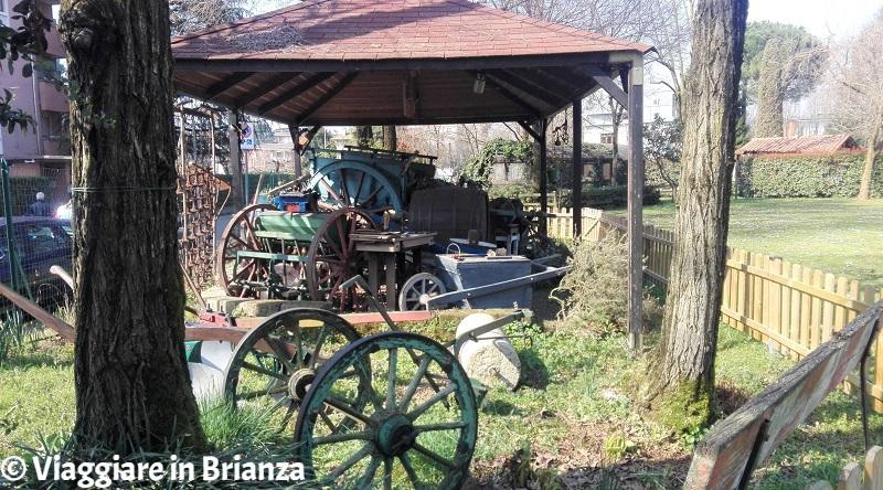 Il museo agricolo del Parco della Ghiringhella