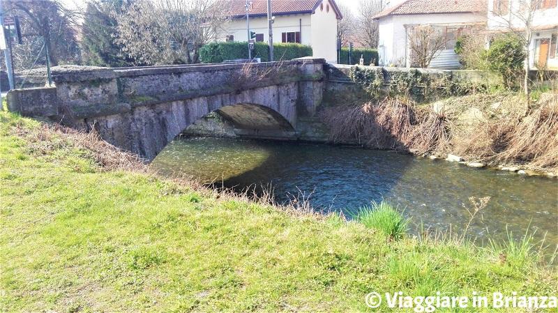 Il ponte napoleonico sul Lambro