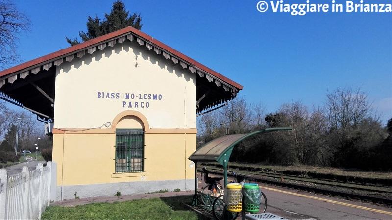 La stazione di Biassono