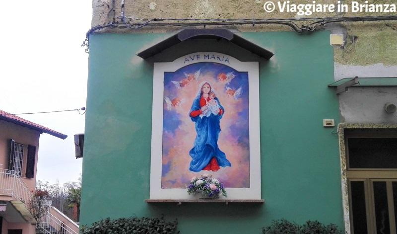 La Vergine della Cuurt di Capitani a Minoprio