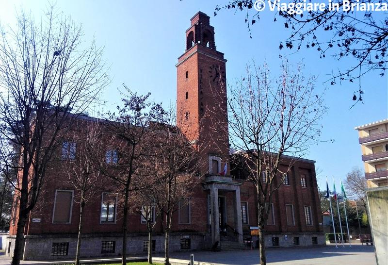 Villasanta, il Palazzo Comunale