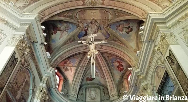 L'Adorazione della Santissima Trinità nella Chiesa di Cassago Brianza