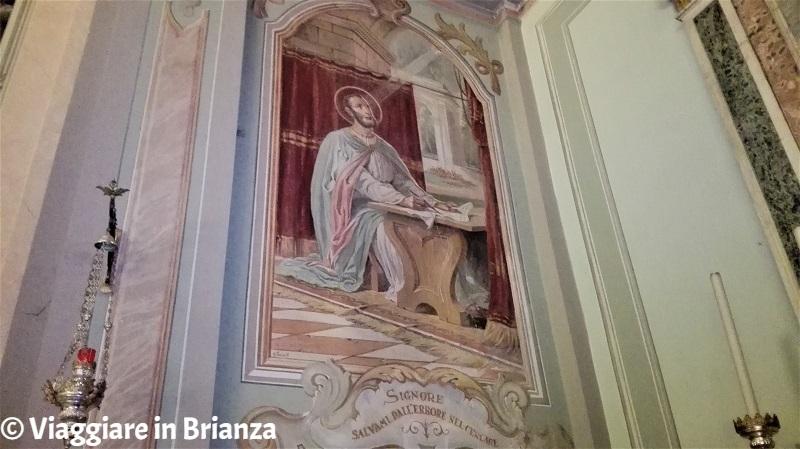 Agostino e i Soliloquia nella Chiesa di Cassago Brianza